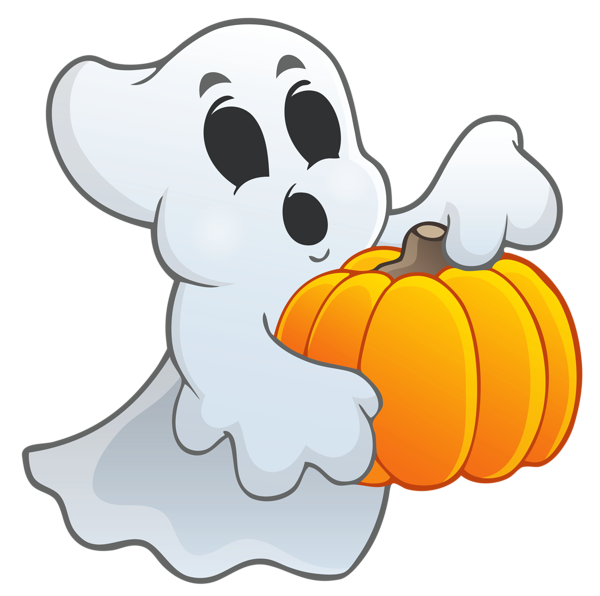 Free clipart halloween ghost vector freeuse download Gallery - Free Clipart Pictures vector freeuse download