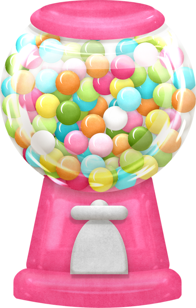 Free clipart hansel & gretel eating candy house graphic black and white download bubblegummachine_maryfran.png   Pinterest   Gumball machine, Gumball ... graphic black and white download