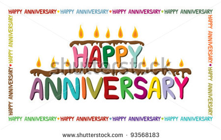 Free clipart happy anniversary png library library Clip art happy anniversary work - ClipartFest png library library