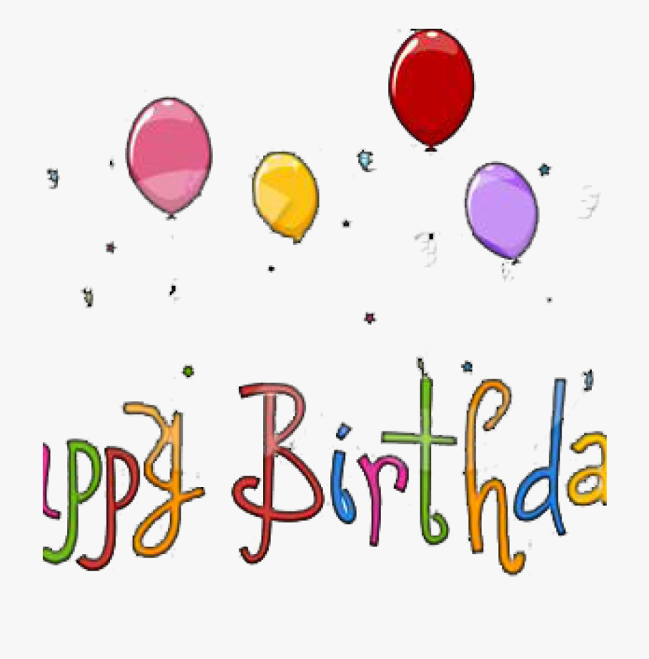 Free clipart happy birthday sister banner free library Animated Birthday Clipart - Happy Birthday Sister Png #905944 - Free ... banner free library