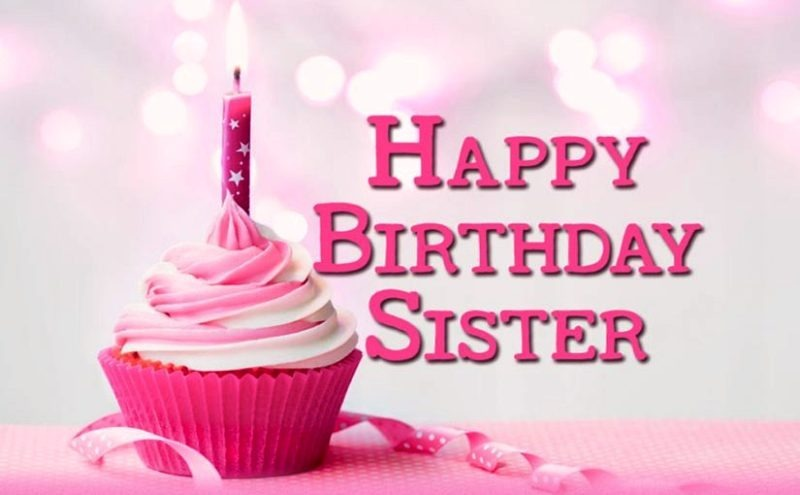 Birthday clipart for sister graphic royalty free download Birthday Wishes for Sister Pictures, Images, Graphics graphic royalty free download