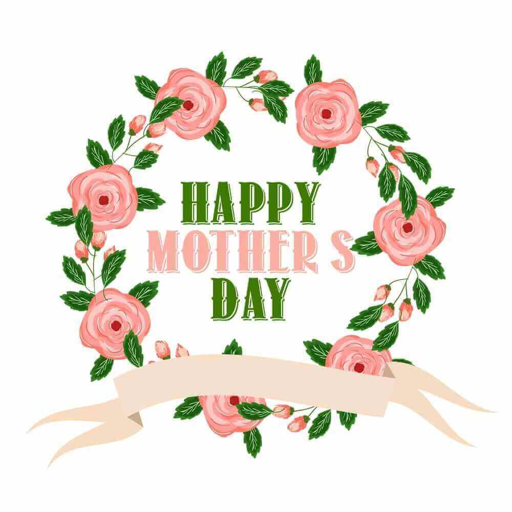 Free clipart happy mothers day png Happy Mothers Day Cliparts Images Free Download png