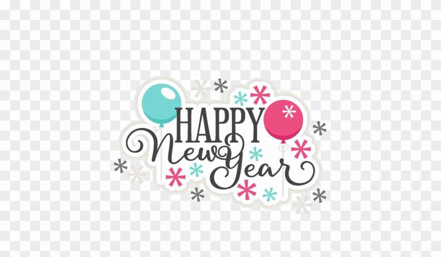 New year clipart 2019 image download Free Happy New Year 2019 Clipart - 2019 Happy New Year - Png ... image download