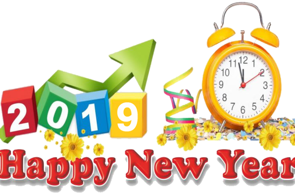 Free clipart happy new year my facebook friends clip free download New Year Massages Archives - Inspirit Quote clip free download