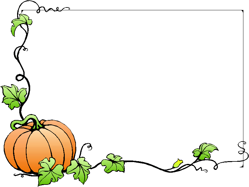 Harvest time border clipart black and white graphic free stock Free Fall Harvest Clipart, Download Free Clip Art, Free Clip Art on ... graphic free stock