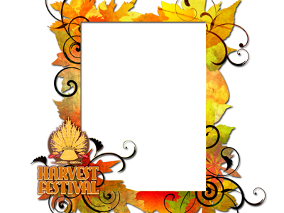 Free clipart harvest fest borders clip art free library Fall Clipart Border | Free download best Fall Clipart Border on ... clip art free library