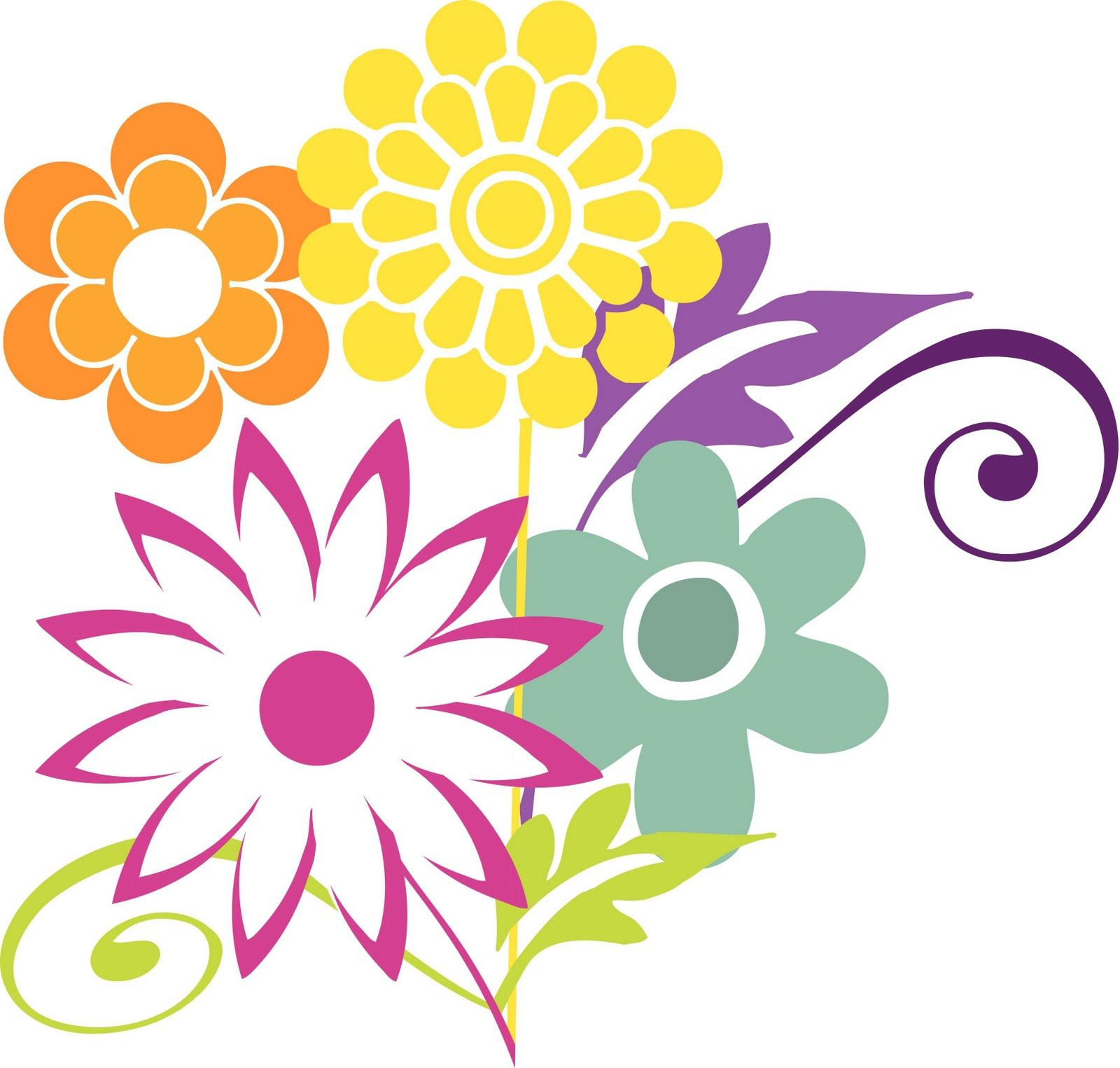 Free clipart have a good day flowers graphic free Free Clipart, April Flowers - ClipArt Best | Clip Art | Mother\'s day ... graphic free