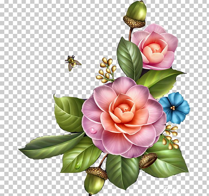 Free clipart have a good day flowers