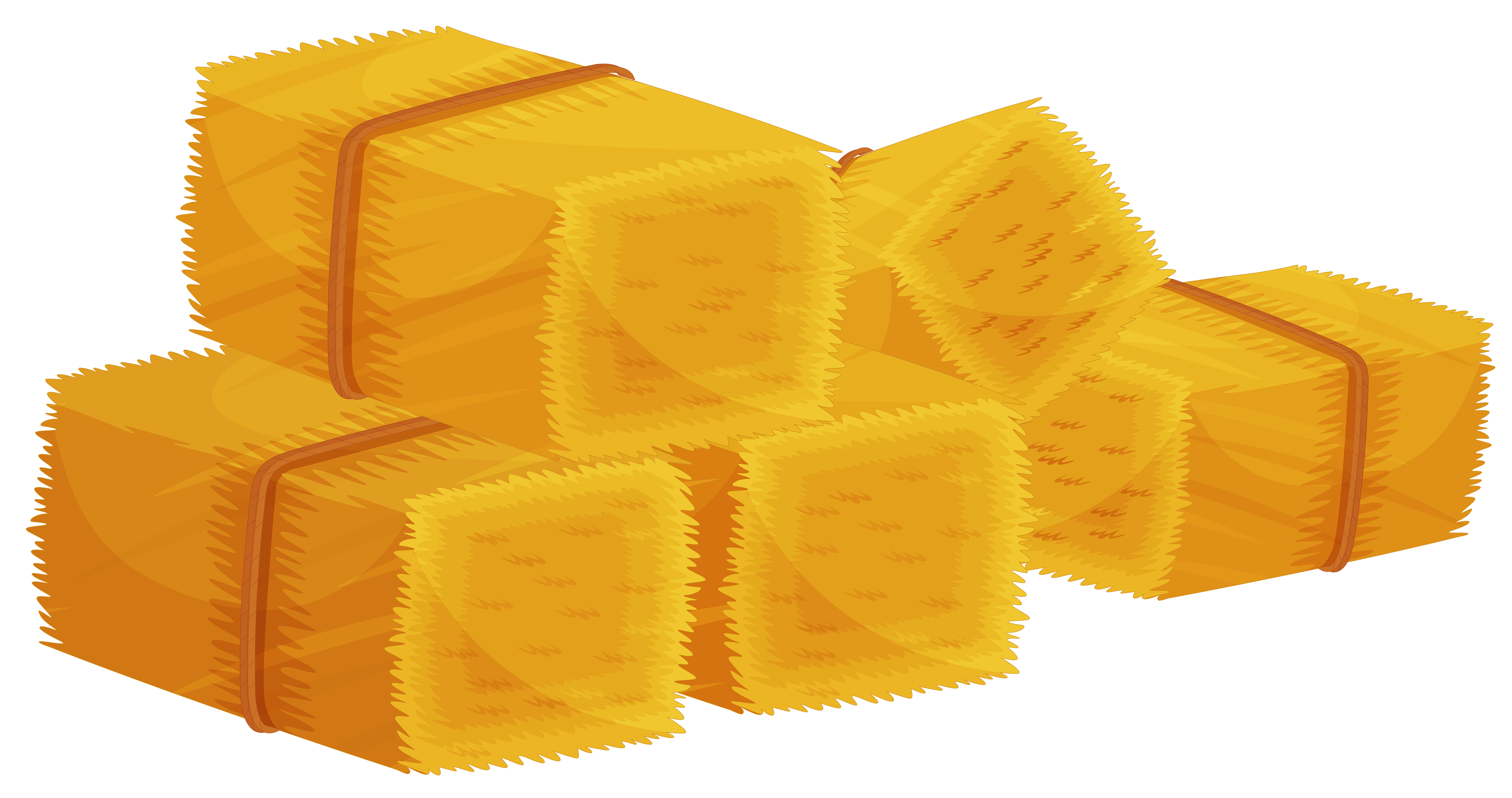 Free clipart hay. Straw bales png picture