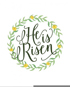 He has risen clipart banner royalty free library Easter He Is Risen Clipart | Free Images at Clker.com - vector clip ... banner royalty free library