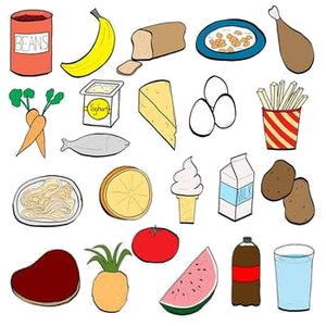 Free clipart healthy eating svg stock Healthy Food Eating Foods Clipart Free Images At Vector Png - AZPng svg stock