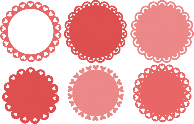 Free clipart heart borders png free Heart Backgrounds SVG cutting files heart svg cuts free svg files ... png free