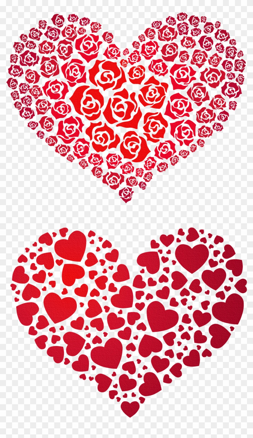 Valentine hearts free clipart graphic royalty free stock Jpg Transparent Download Free Clipart Valentine Hearts, HD Png ... graphic royalty free stock