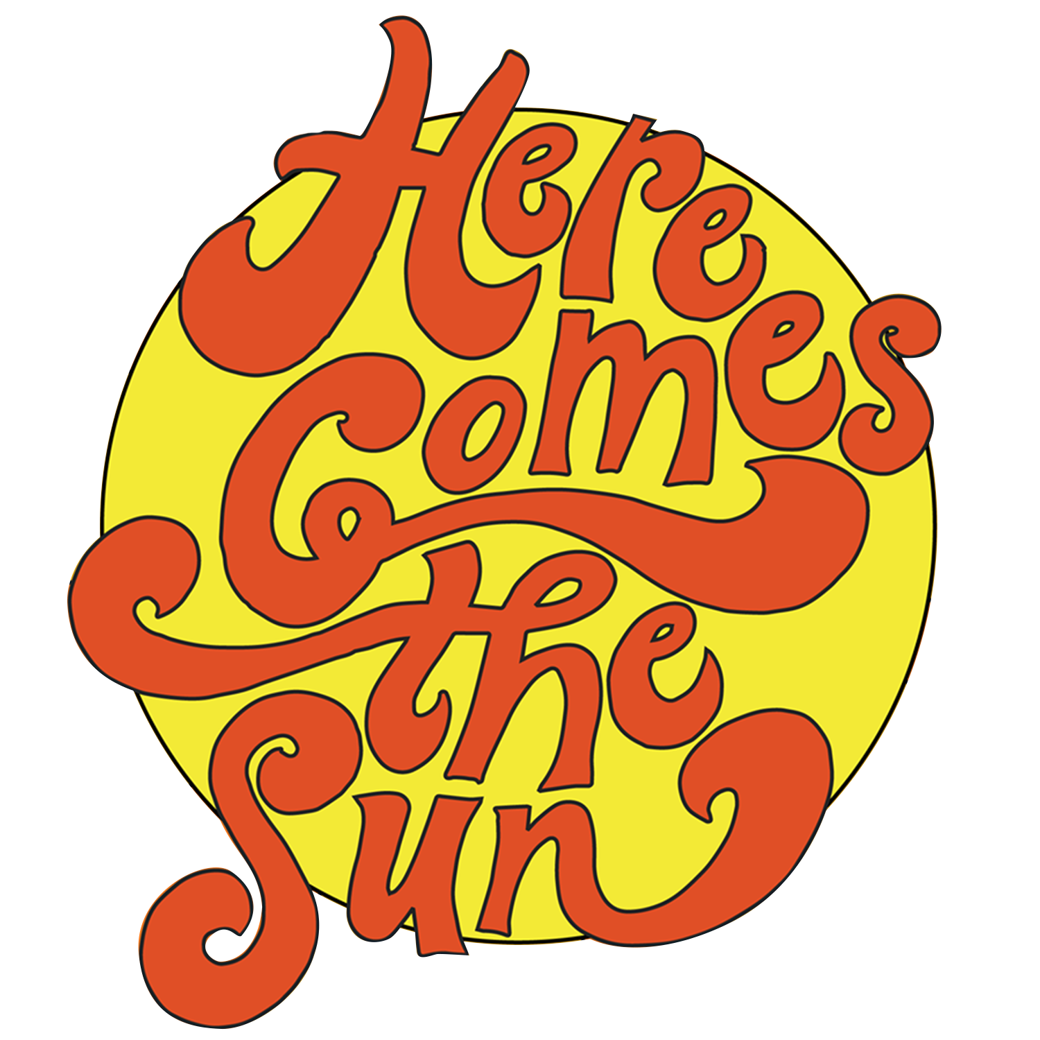 Free clipart here comes the sun jpg free Home - First Night Oneonta jpg free