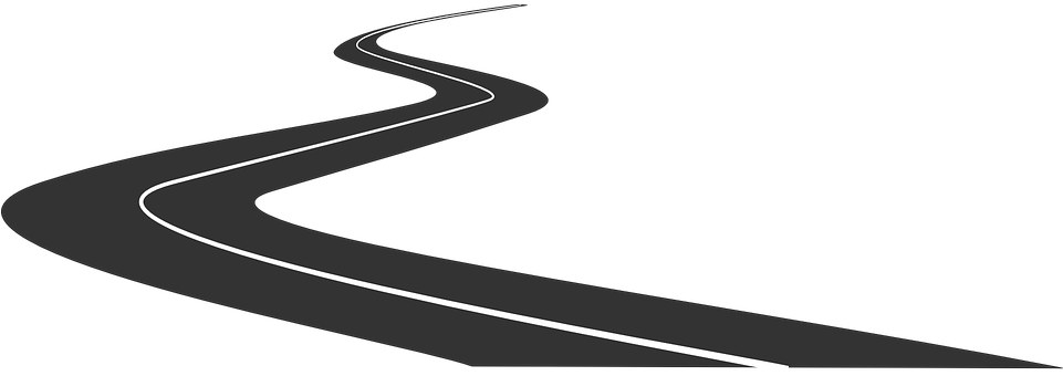 Hd download vector curved. Free clipart highway