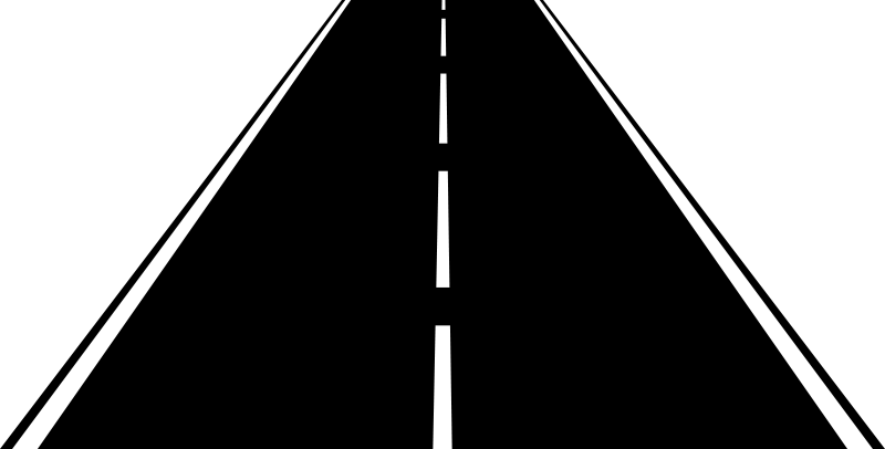 Free clipart highway transparent stock Free Clipart: Highway | abadr transparent stock