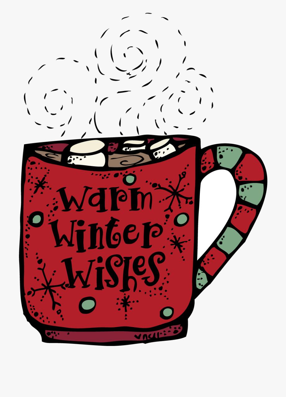Free clipart hot chocolate mug clipart freeuse stock Hot Chocolate Clipart December - Winter Hot Chocolate Clipart #298 ... clipart freeuse stock