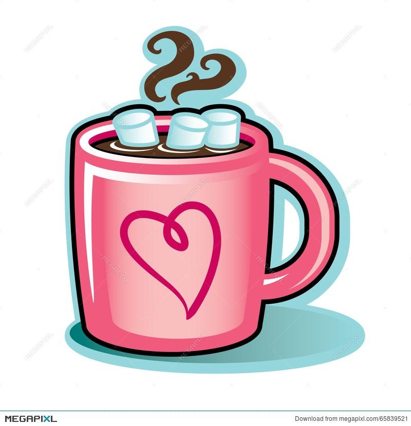 Free clipart hot chocolate mug jpg freeuse stock Free clipart hot chocolate mug 6 » Clipart Portal jpg freeuse stock