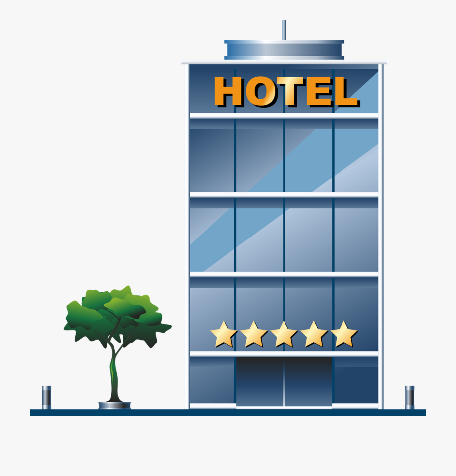 Free clipart hotel. Clip art cliparts on