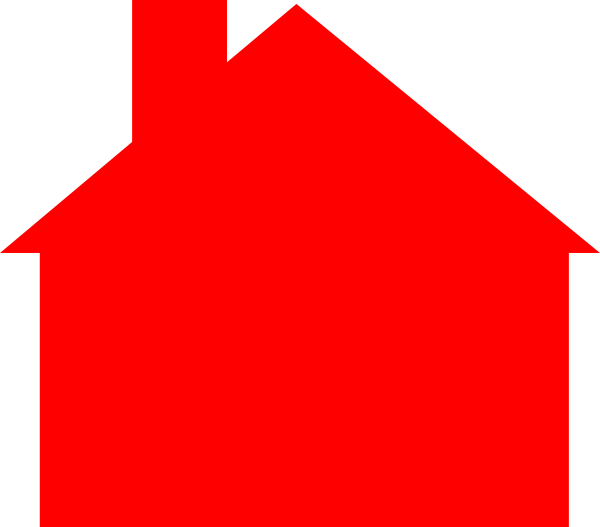 Red house clipart jpg freeuse House Outline Clipart - Cliparts.co jpg freeuse
