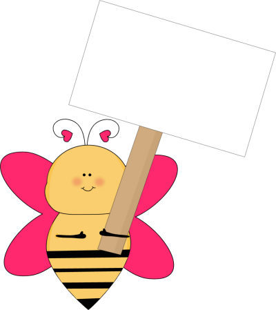 Free clipart images bees hearts clip library library Bee Clip Art - Bee Images clip library library