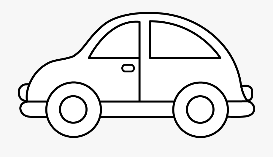 Free clipart images black and white car png library library Toy Car Clip Art - Car Black And White Clip Art #63630 - Free ... png library library