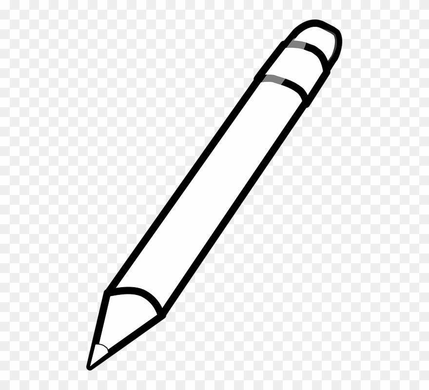 Free clipart images black and white pencil svg freeuse download Download Svg Transparent Stock Tennis Panda Free Images - Pencil ... svg freeuse download