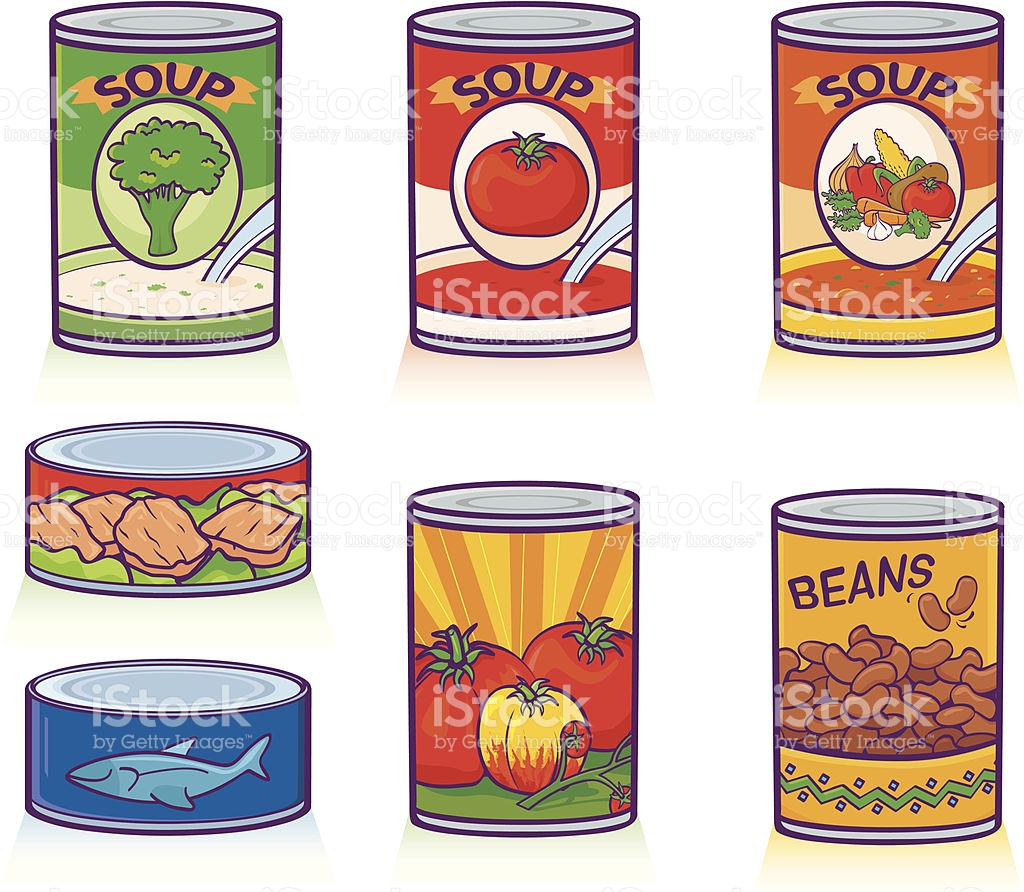 Free clipart images canned food library 82+ Canned Food Clipart | ClipartLook library