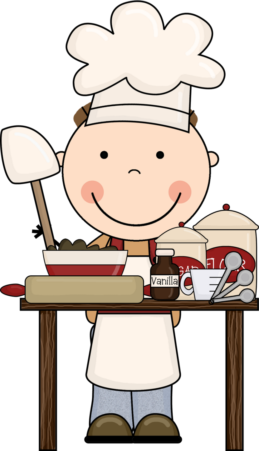 Free clipart images chef jpg royalty free Free Cooking Clipart Pictures - Clipartix jpg royalty free