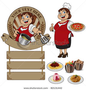 Free clipart images chef image royalty free library Free chef image clipart woman - ClipartFest image royalty free library