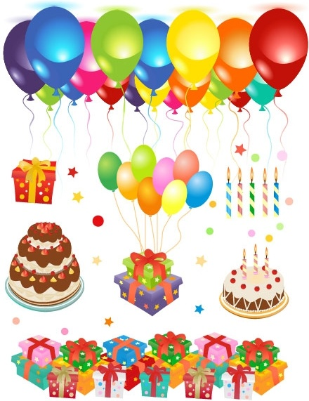 Free clipart images download image download Happy birthday clip art free free vector download (210,385 Free ... image download