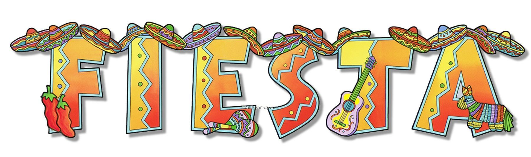 Free mexican themed clipart