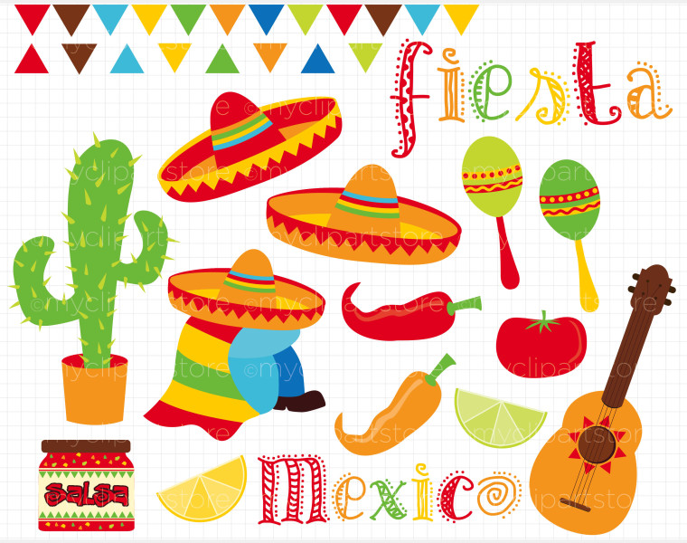 Free clipart images fiesta vector royalty free library Free Fiesta Cliparts, Download Free Clip Art, Free Clip Art on ... vector royalty free library