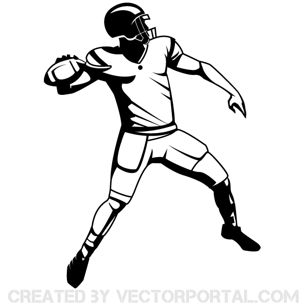 Free clipart images football player clipart transparent library 65+ Football Player Clipart | ClipartLook clipart transparent library