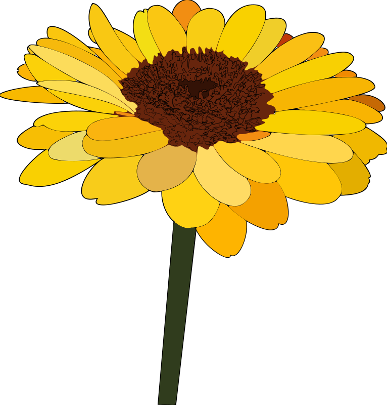 Free cliparts for commercial use royalty free Image of Sunflower Clipart #2255, Sunflower Clip Art Images Free For ... royalty free