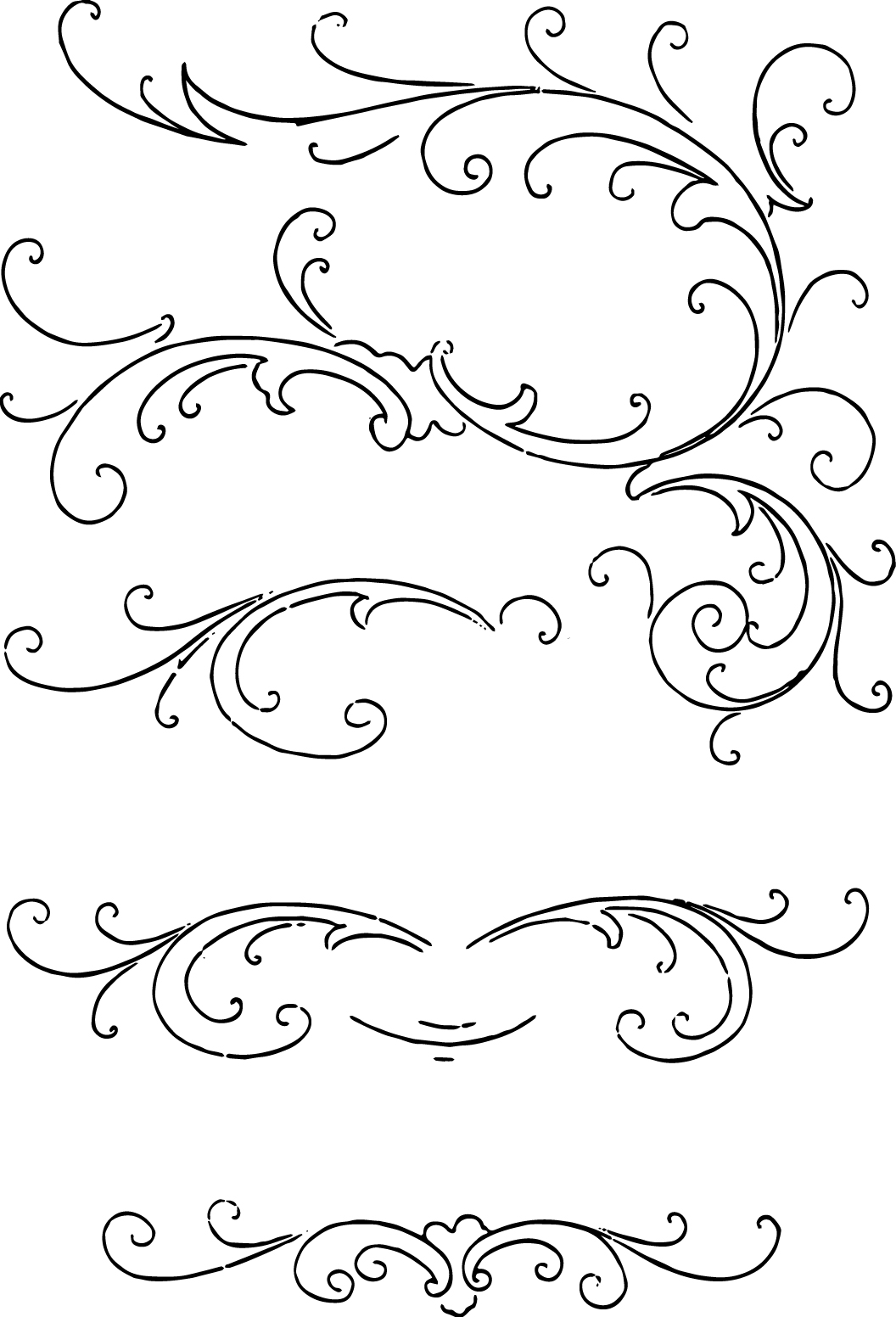 Free clipart images for download graphic freeuse download Ornament Vector Png   Free Download Clip Art   Free Clip Art   on ... graphic freeuse download