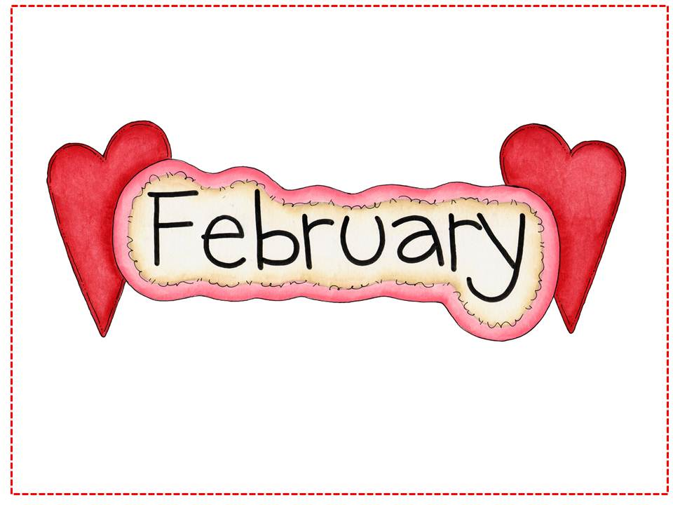 Clipart febru clip royalty free download Free February Cliparts, Download Free Clip Art, Free Clip Art on ... clip royalty free download