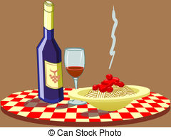 Free clipart images for wine and pasta vector free download Wine dine Clipart and Stock Illustrations. 185 Wine dine vector EPS ... vector free download