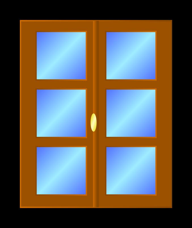 School window clipart clip art stock Free Window Clipart Pictures - Clipartix clip art stock