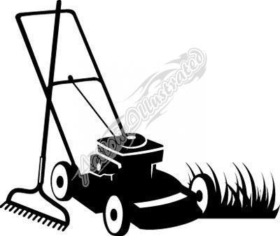 Free clipart images lawn care svg freeuse 25+ Landscaping Lawn Service Clip Art Pictures and Ideas on Pro ... svg freeuse