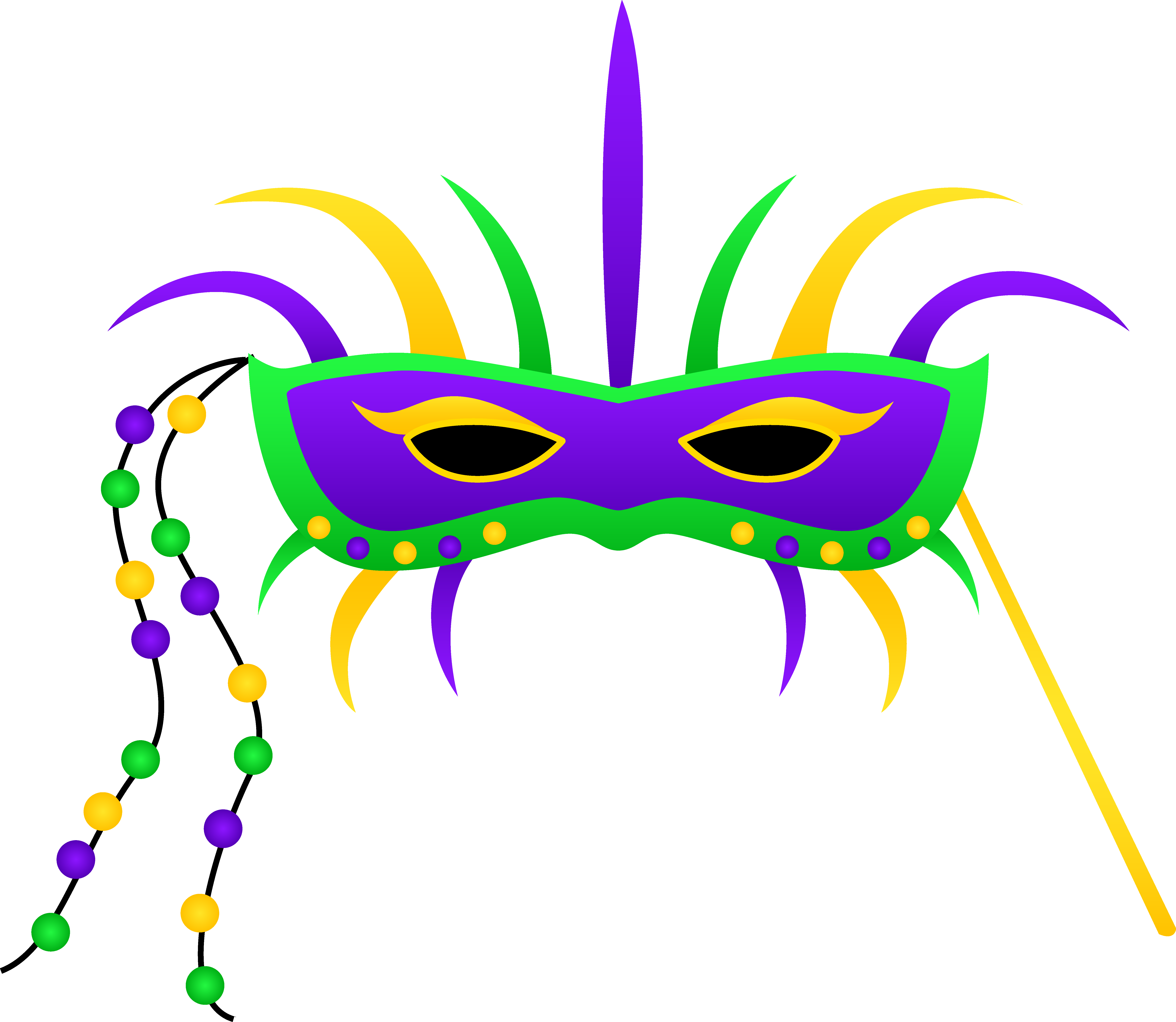 Free clipart images library download vector Free Mardi Gras Borders | Free Download Clip Art | Free Clip Art ... vector