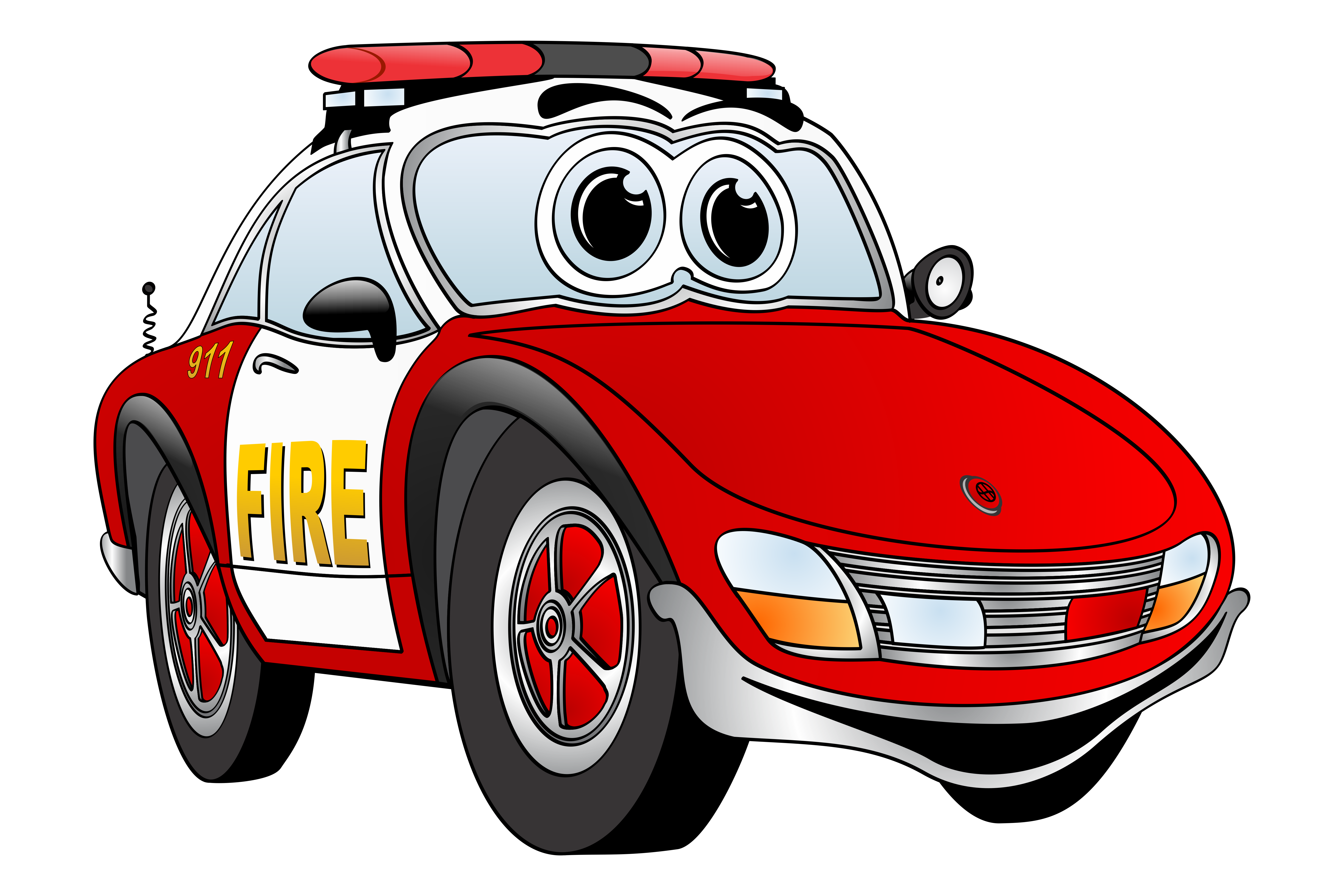 Convertible car clipart free Cartoon City On Fire | Clipart library - Free Clipart Images ... free