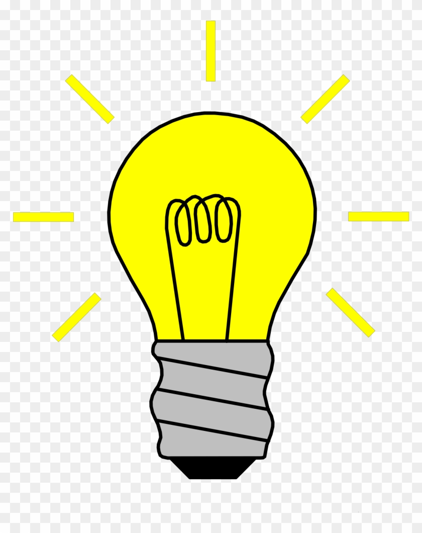Free clipart images light bulb graphic royalty free stock Light Bulb Clip Art For Kids Free Clipart Images - Light Bulb Clip ... graphic royalty free stock