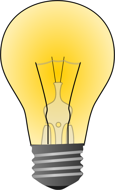 Free clipart images light bulb png transparent stock Free Bulb Cliparts, Download Free Clip Art, Free Clip Art on Clipart ... png transparent stock