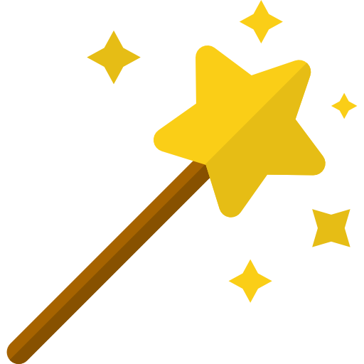 Free clipart images magic wand. Png group with items