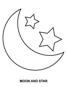 Free clipart images moon with stars on a string clip art royalty free download coloring pages of sun moon and stars 1 moon coloring pages ...   23 ... clip art royalty free download