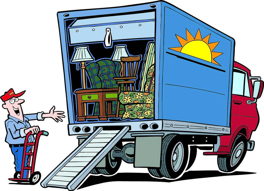 Free clipart images moving house graphic transparent Moving House Clipart Images Free - Clipart1001 - Free Cliparts graphic transparent