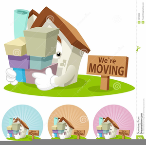 Free clipart images moving house banner transparent stock Free Clipart Moving House | Free Images at Clker.com - vector clip ... banner transparent stock