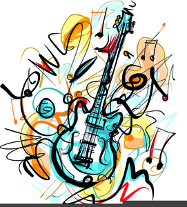 Of at clker com. Free clipart images musical instruments