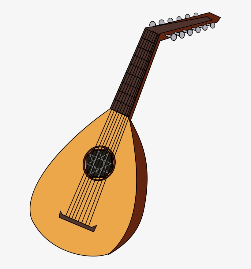 Of mandolin png image. Free clipart images musical instruments